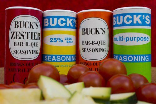 Buck's Seasoning