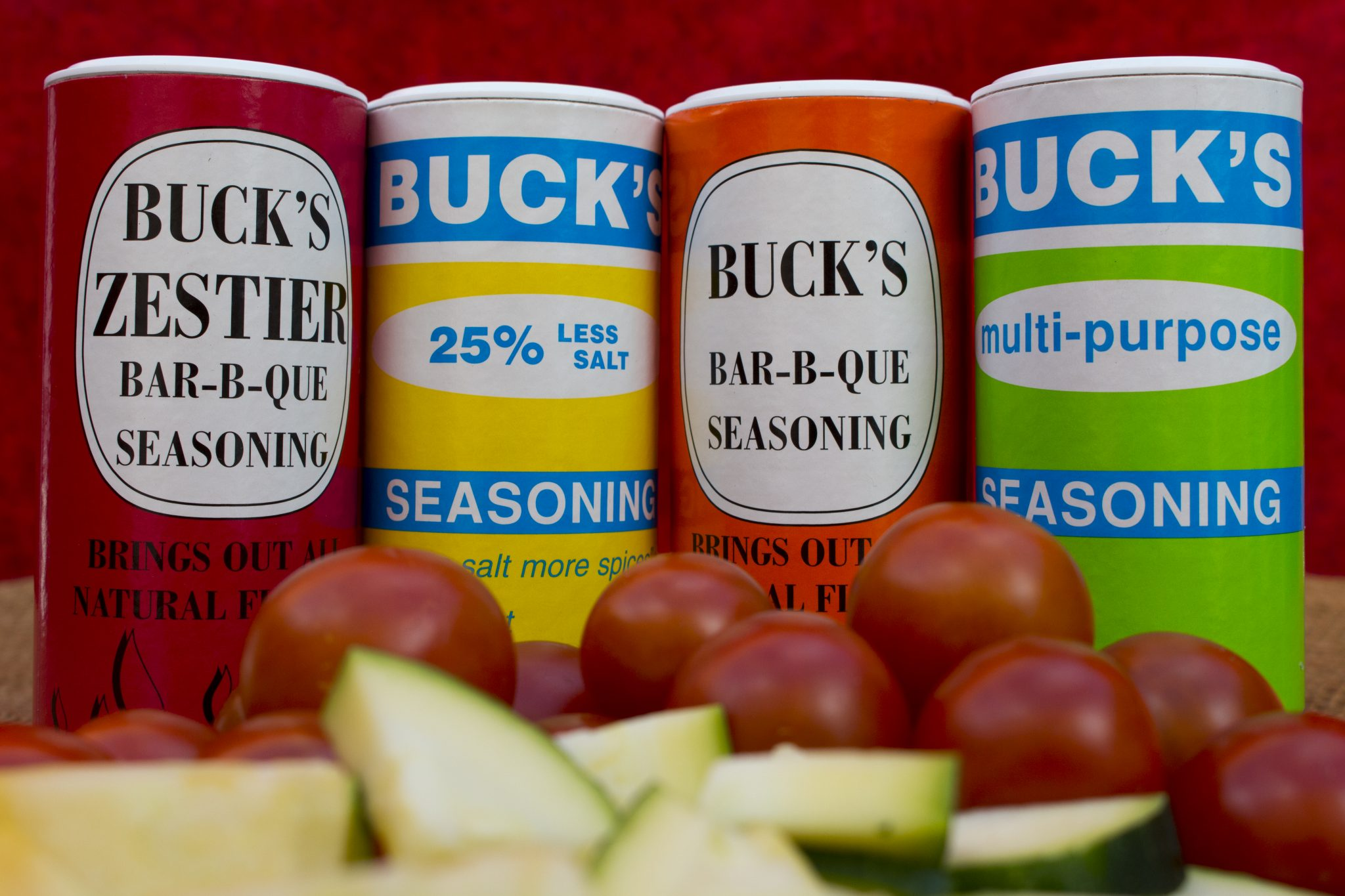 Buck's Seasoning