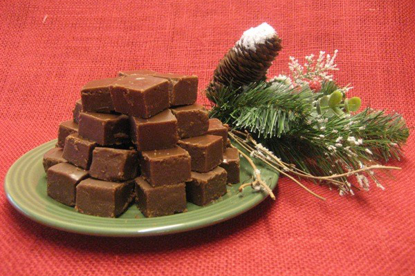 Homemade Fudge