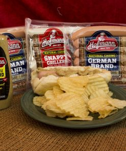 Hofman German Brand Franks & Snappy Grillers