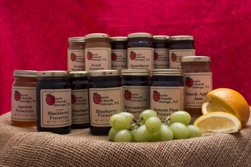 Jams and Fruit Preserves