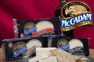 mccadam cheeses