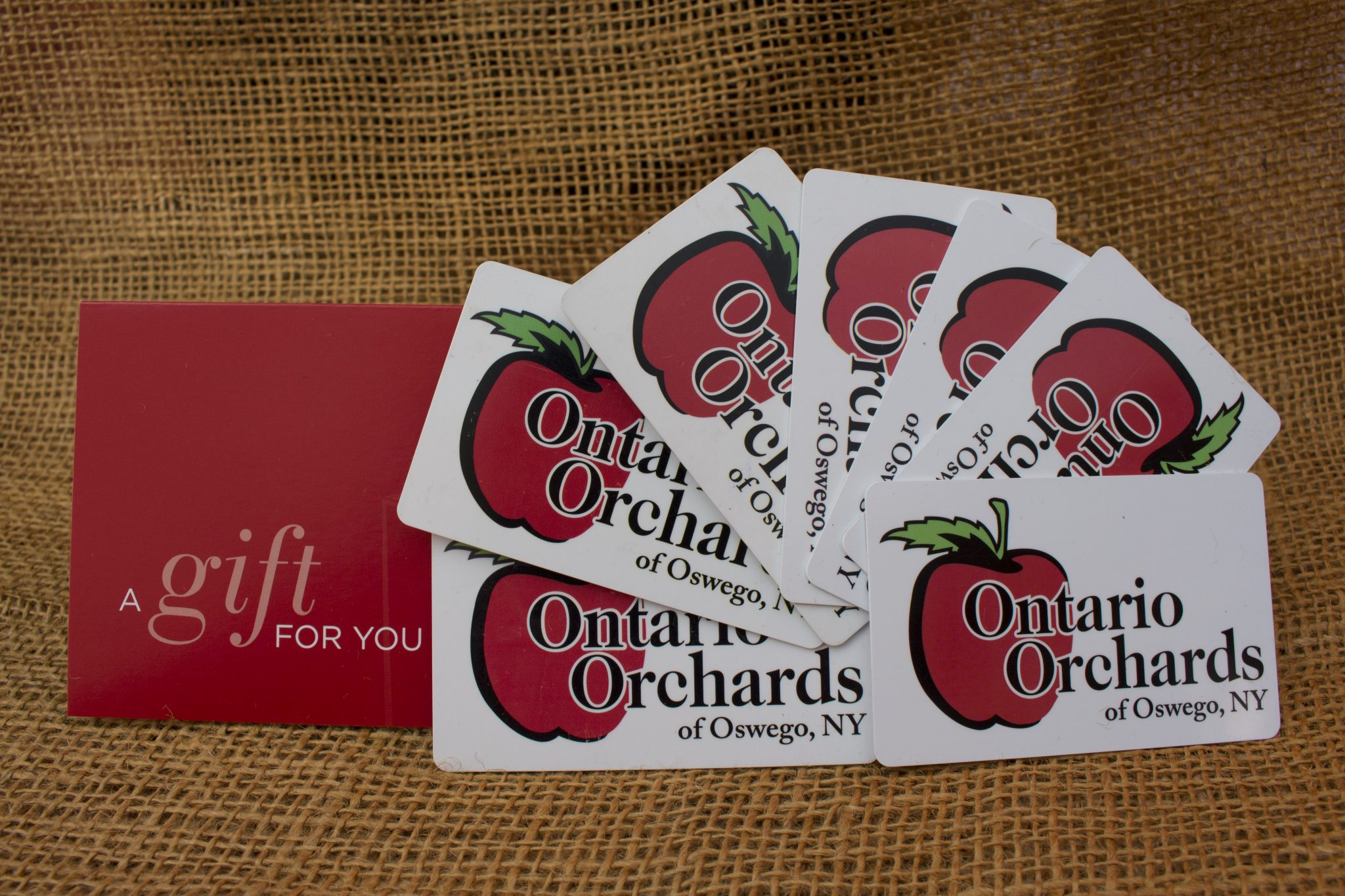 Traditional Ontario Orchards Gift Card