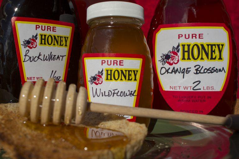 New York State Honey