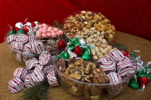 Candy and Nut Assortment