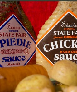 NYS Fair Barbecue or Spiedie Sauce