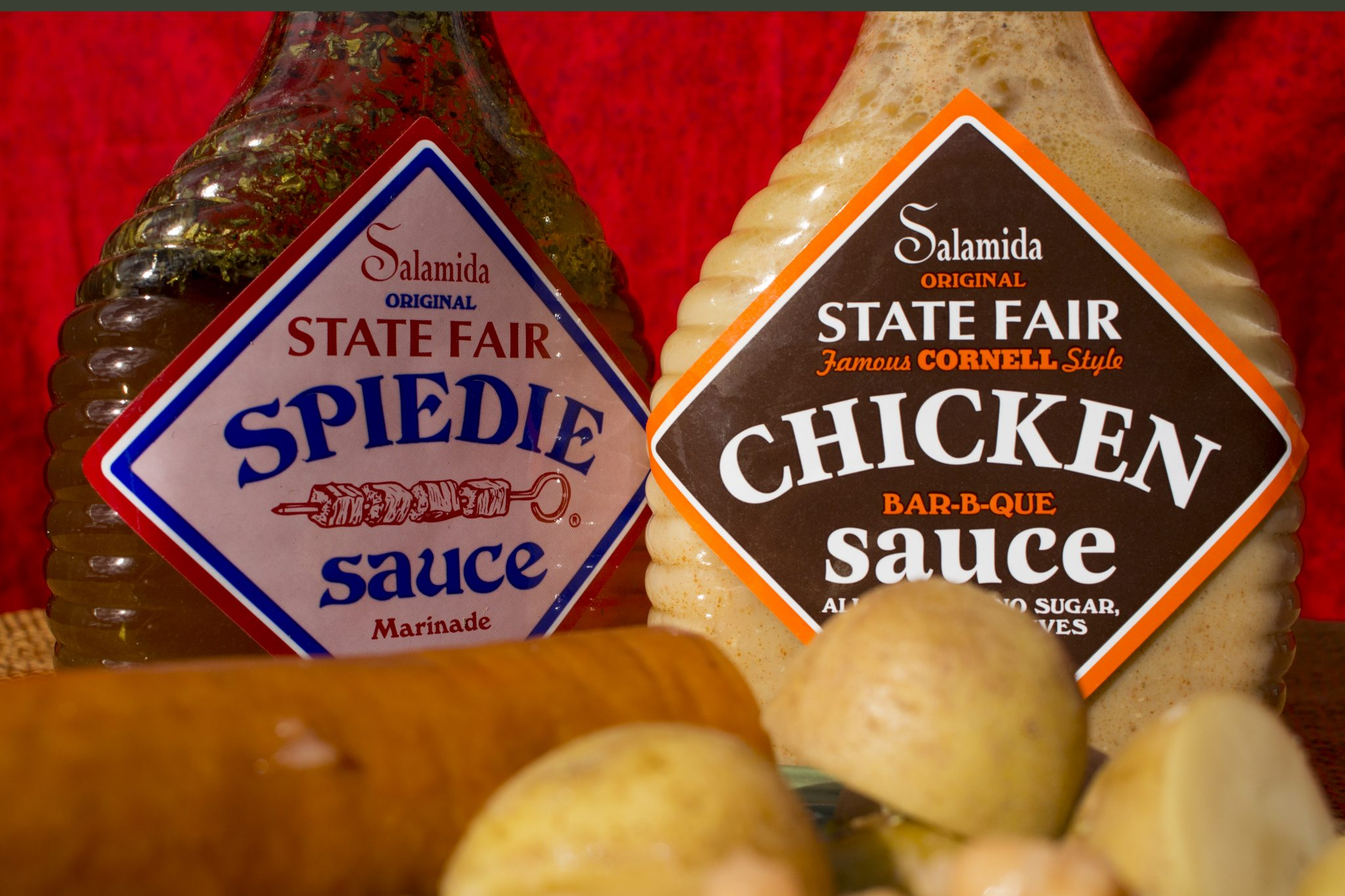 New York State Fair Salamida's Original Sauces