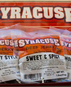 Syracuse Beef Jerky