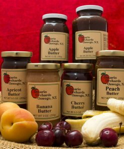 Fruit Butter's by Ontario Orchards