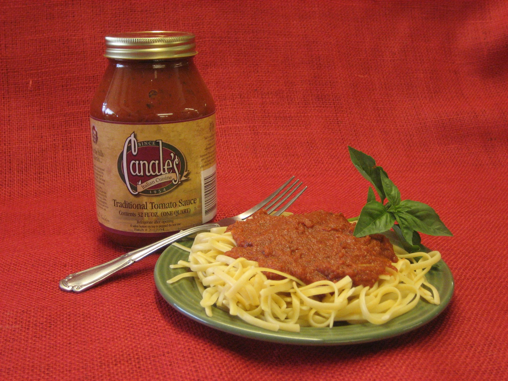 Canales Sauce