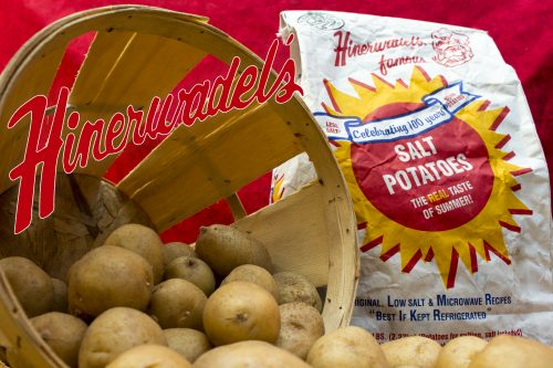 Hinerwadel Salt Potatoes
