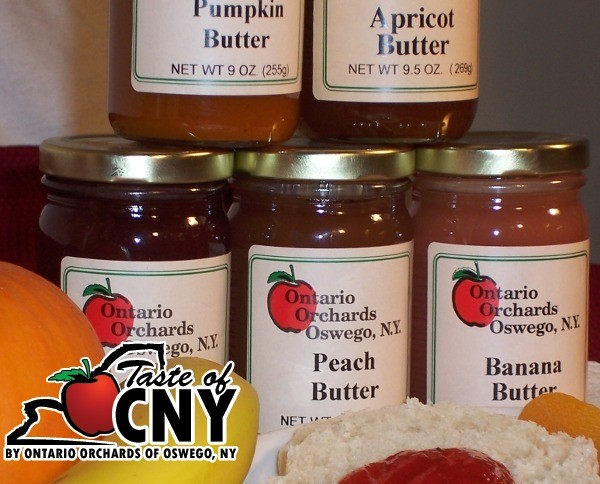Fruit Butter by Ontario Orchards