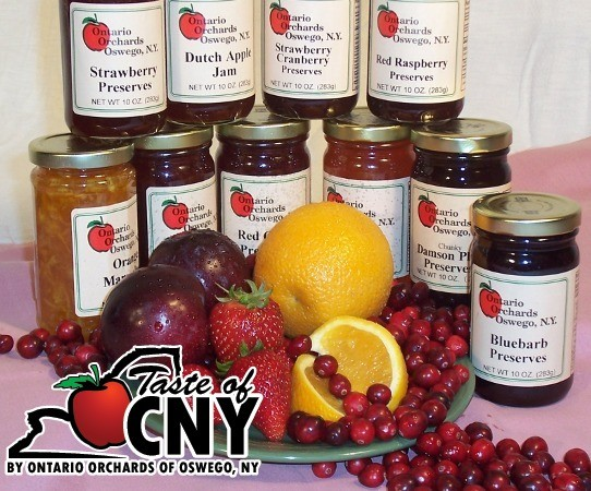 Ontario Orchards Spreadable Fruit