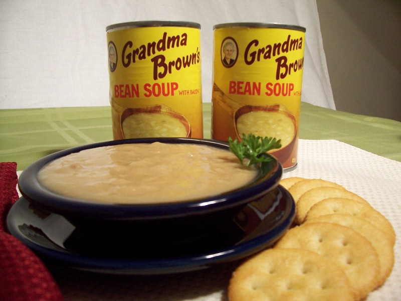 Grandma Browns Baked Beans and Soups - Ontario Orchards