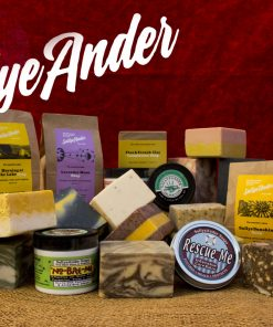 SallyeAnder Natural Soap
