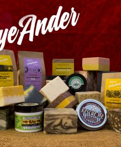 SallyeAnder Natural Soap