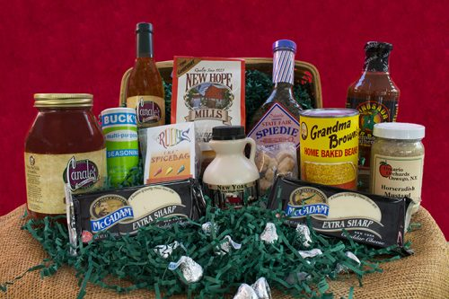 Ontario Orchards Gift Baskets