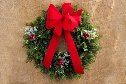 Traditional Christmas Wreaths